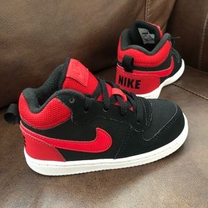 NIKE Court Borough MID- toddlers